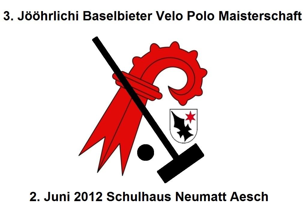 3. Jööhrlichi Baselbieter Velo Polo Maisterschaft – Turnier – Deil Säx: Alleycat – Party