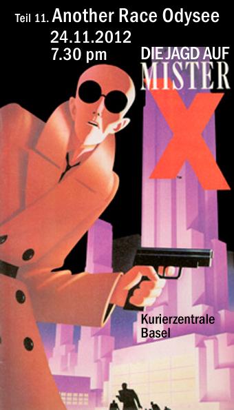 Dail Elf: Die Jagd auf Mister X