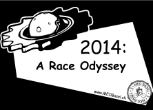 BCMC 2014 // Monopoly Alleycat // Results // Another Race Odysee 14