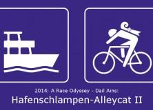 Resultate  – Hafenschlampen-Alleycat II