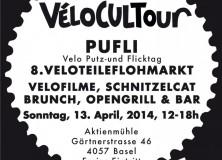 SchnitzelCat am VéloCulTour 13.04.2014