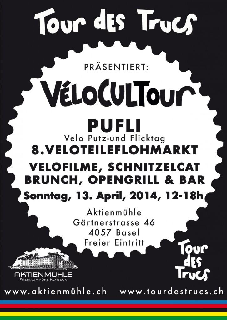 Flyer VeloCulTour14