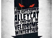 1st of Nov /// 13. Red Light Stopper Alley Cat